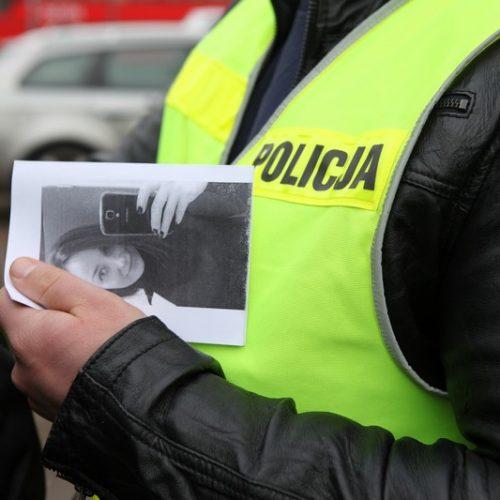 POLICJANCI ODNALEŹLI ZAGINIONEGO